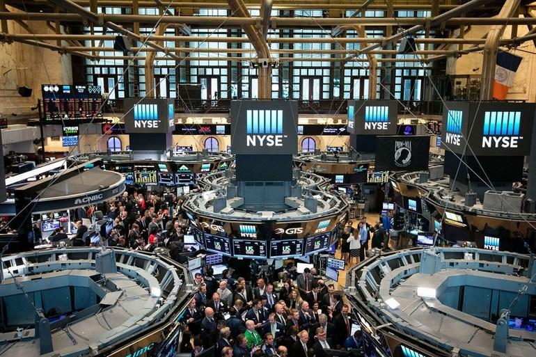 Принцип работы Нью-Йоркской фондовой биржи