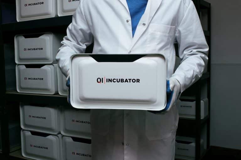 разведение червей qiincubator
